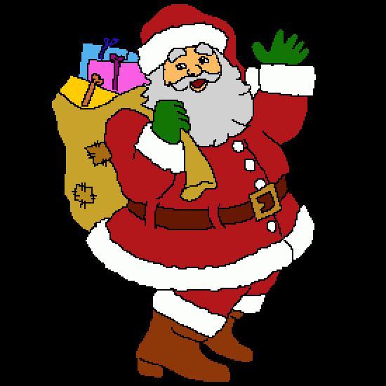 Dibujos de navidad con color imagui - Dibujos de navidad en color ...