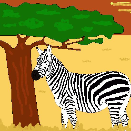 Animales de la sabana para colorear - Imagui
