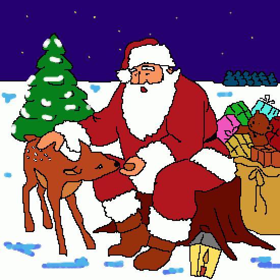 Un color de navidad hecho por gh - Dibujos navidad en color ...