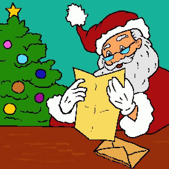 Dibujo de navidad a color imagui - Dibujos en color de navidad ...