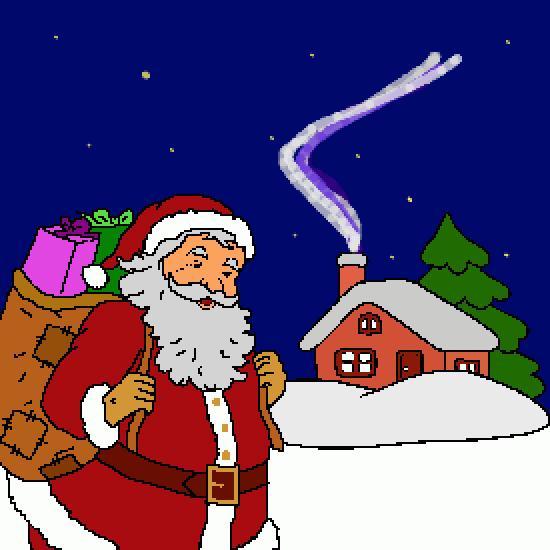 Dibujos De Navidad Hechos Por Ninos.Un Color De Navidad Hecho Por Gh